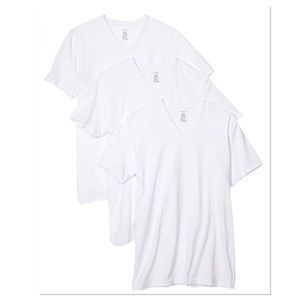 Calvin Klein Men's 3-Pack Classic V-Neck T-Shirt